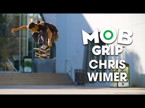 New Grip, Old Shoes | Chris Wimer