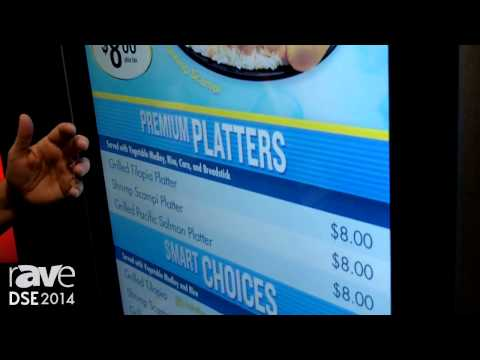 DSE 2014: ViewSonic Highlights LED Electronic Posters with Tempered Glass