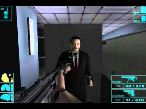 Die Hard: Nakatomi Plaza - Bill Clay