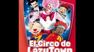 Lazy Town 2x13 Doble Problema