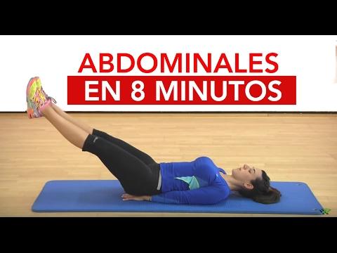Ejercicios abdominales en 10 minutos: Consigue un vientre plano en casa