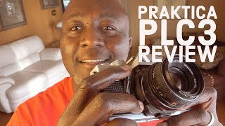 Praktica PLC3 Film Camera Review