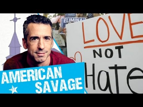 The Christian Left: Do They Exist? | Dan Savage: American Savage | TakePart TV