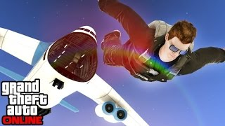 GTA 5 - Top 10 Epic stunts ! Best top 10 ?!