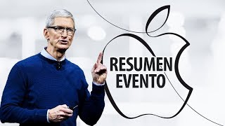 Resumen evento de Apple: Nuevo iPad 2018 con Apple Pencil