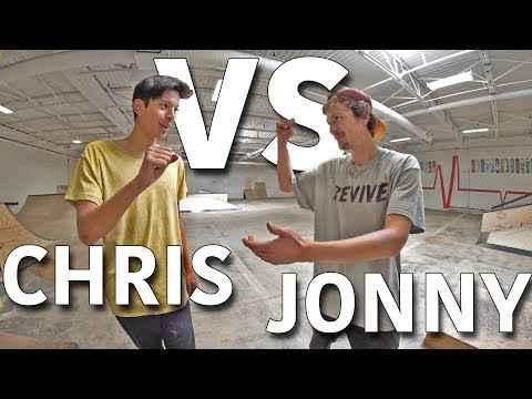 Anything On Flatground Counts | Chris Chann VS Jonny Giger