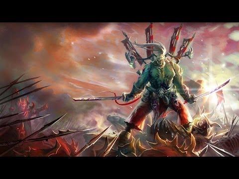 История мира Warcraft - Мастера Клинка