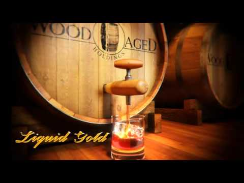 Wood Aged Holdings Wiskey Short