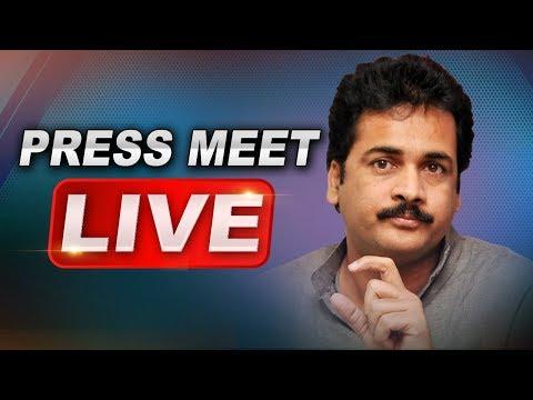 Actor Sivaji Press Meet LIVE From Vijayawada   ABN LIVE