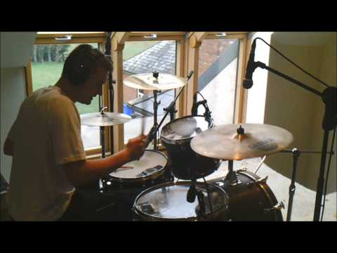 Kings Of Leon - Temple(Drum Cover)