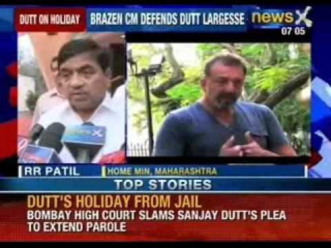 Bombay High court slams Sanjay Dutt's parole extention request