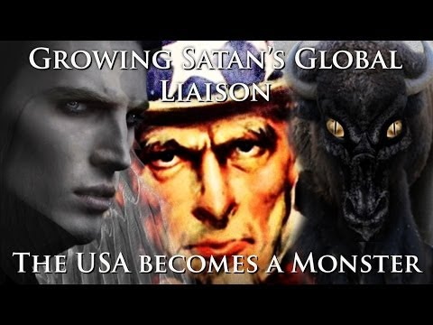 America In Bible Prophecy | Satan's Global Liaison video