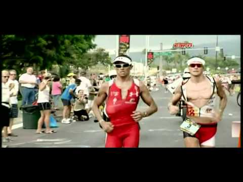 Ironman Hawaii Triathlon World Championship 2010 Raelert vs  Macca
