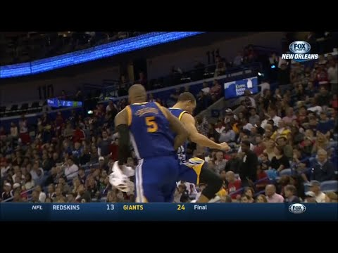 Warriors 2014-15 Season: Game 23 vs. Pelicans
