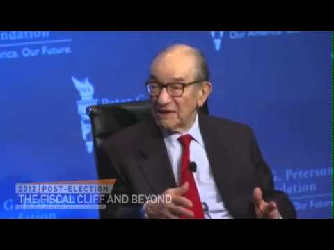 Post-Election: The Fiscal Cliff and Beyond - Alan Greenspan, Paul Volcker