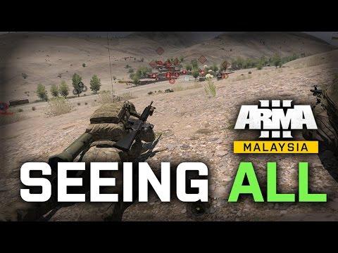 ARMA Malaysia: Seeing All