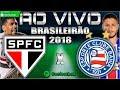 São Paulo 1x0 Bahia Brasileirão 2018 Parciais Cartola FC 24ª Rodada 08 09 2018 mp3