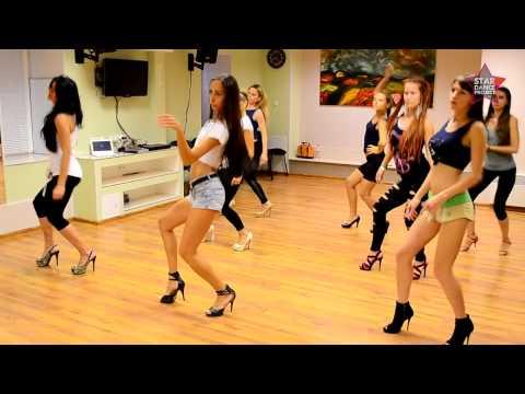 Go-go (PJ) dance в школе профессиональных танцовщиц Go-go -  Star Dance Project!