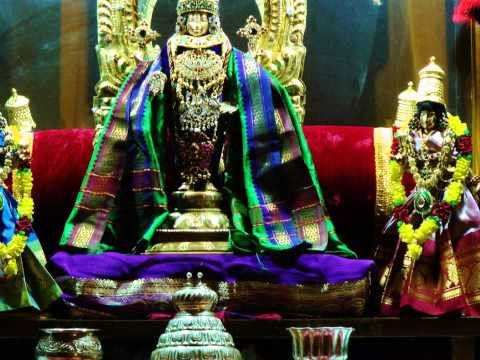 Sanskrit Devotional Hymn on Lord Venkateswara (Balaji) - Govinda...