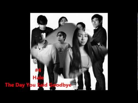 TOP 10 OPM songs about Breaking-Up/Break-ups