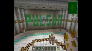 Pulsar Arena #3. Minecraft 1.3.2 Arena vol.2 Iron golem vs. Enderman