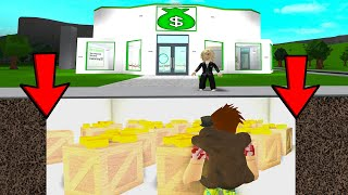 GOLD DIGGER Had A Bank.. Then I Found Her EVIL Plan.. (Roblox)