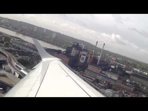 British Airways Cityflier Takeoff London City 14/05/13