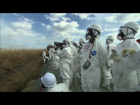 TEPCO opens up Fukushima plant before anniversary
