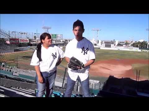 Deportes con Elsa Garcia y David de Leon.