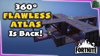 Fortnite - Build Designs - Atlas Multi-Directional FLAWLESS 360 Defense