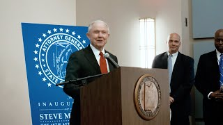 Attorney General Jeff Sessions, Remarks at Attorney General's Inaugural Reception (Jan. 14, 2019)