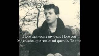 Watch Beatles Falling In Love Again video