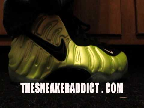 NIKE FOAMPOSITE ELECTRIC GREEN OR PEARLS? #PICKONE