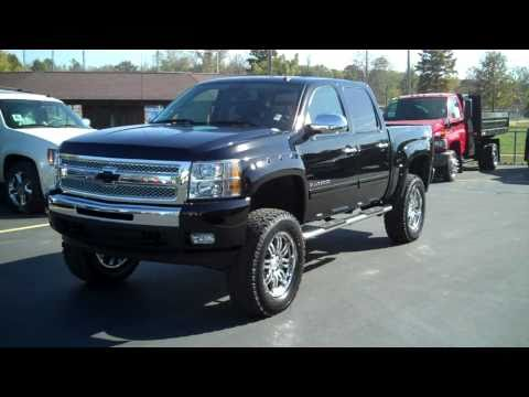 2011 Chevy Silverado Rocky Ridge Conversion Truck