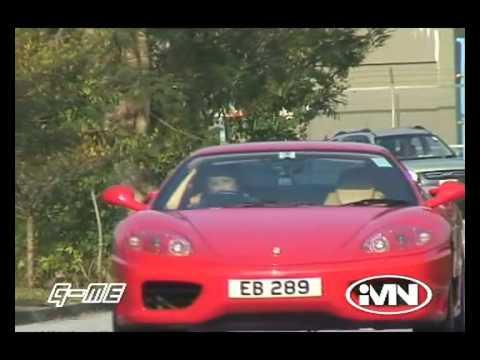 01-11 香港超級跑車Part3  SuperCar @ HK Part3-Ferrari n Maserati