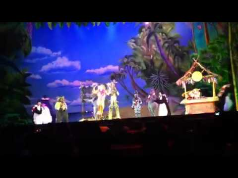 Madagascar live Radio city music hall