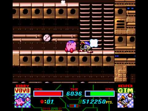 Kirby Super Star - Kirby Super Star Episode 3 : Meta Knight