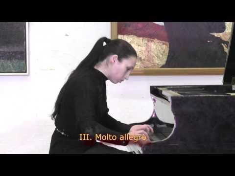 Моцарт Вольфганг Амадей - Соната До Минор для фортепиано (KV457) Molto Allegro