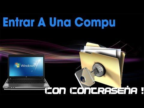 Como Entrar a Cualquier Windows (xp,vista,7) Sin Contraseña