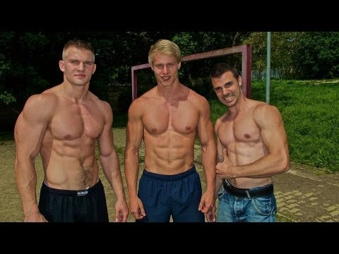 CZECH STREET WORKOUT 2013 - Adam Raw, Lada Pridal, Xione HD