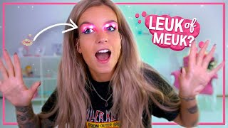 LED Wimpers | LEUK OF MEUK?