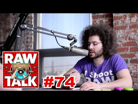 Introducing my NEXT Camera the Nikon D4s: RAWtalk Episode #074
