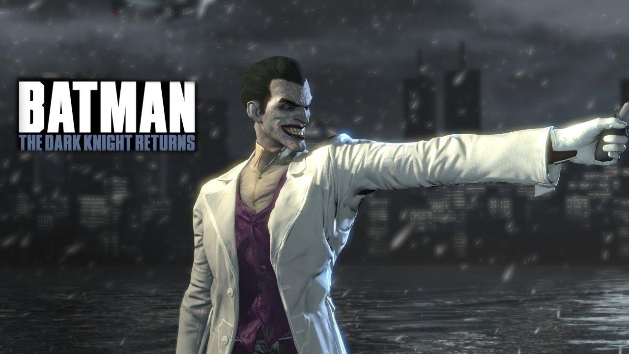 Arkham Joker Skin Skin Batman Arkham Origins