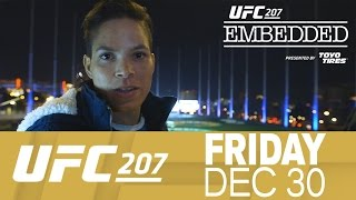 UFC 207 Embedded: Vlog Series - Episode 4