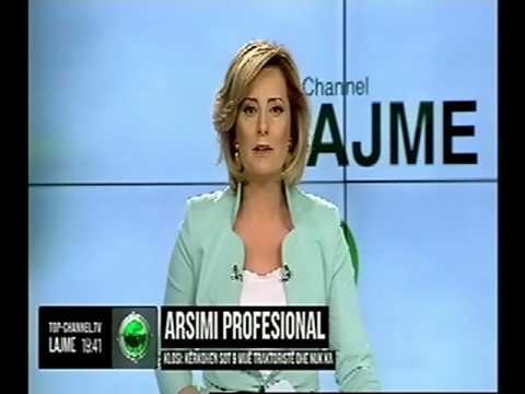 Edicioni Informativ, 15 Prill 2016, Ora 19:30 - Top Channel Albania - News - Lajme