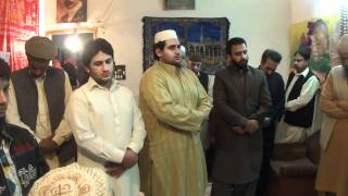 *Milad Naat Salam by Mr. Saad 18 Feb 2011 at Samnabad Lahore Pakistan