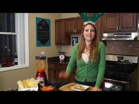 Tamales de Requesón (Ricotta) con Champiñones♥ Recetas Saludables♥ Botanas para ver el Super Bowl