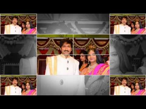 Gopichand Marriage Reception Digital Album All pics
