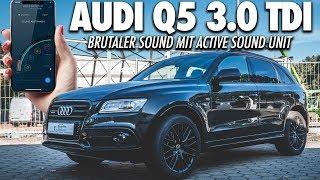 DAS BESTE SOUNDMODUL IM AUDI Q5 3.0 TDI | Active Sound System - Sound Booster - Cete Automotive