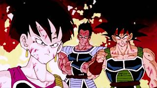 Bardock meets Yamoshi - Origin of the Saiyans | (Dragonball theory)